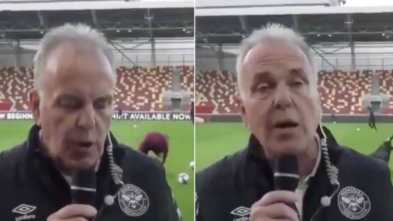 Brentford Stadium Announcer Falls For The Oldest Trick In The Book