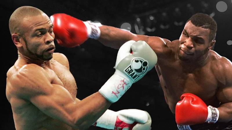 Mike Tyson And Roy Jones Jr's Salaries Revealed For Upcoming Exhibition Bout