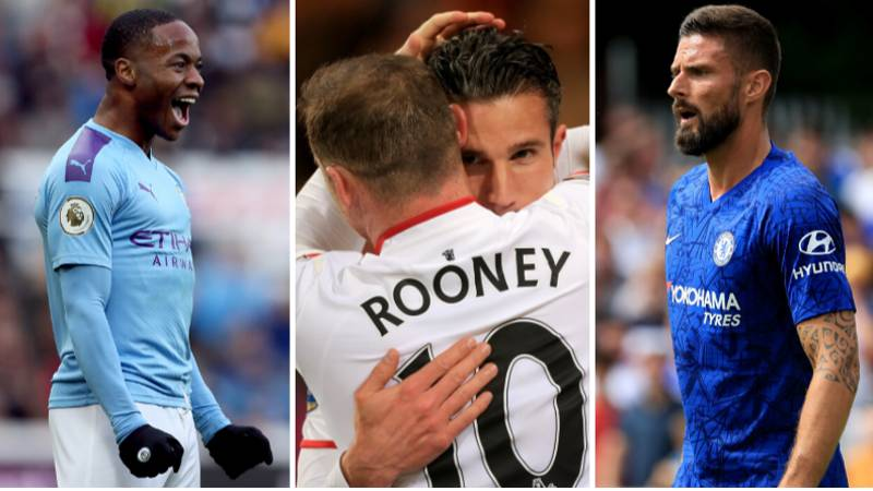 The Top 10 Premier League Goalscorers In The 2010's