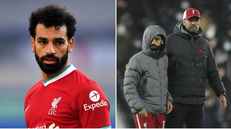 Mohamed Salah Hits Back At Transfer Reports With Cryptic Post On Social Media
