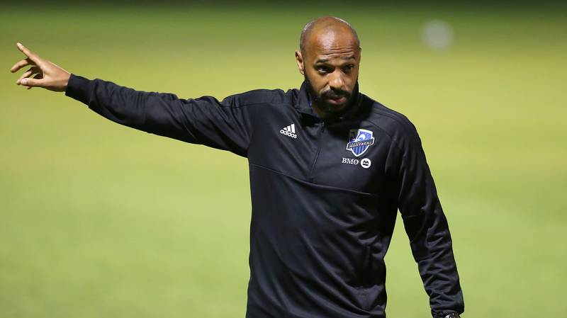 Thierry Henry Set To Be Named As Bournemouth Manager