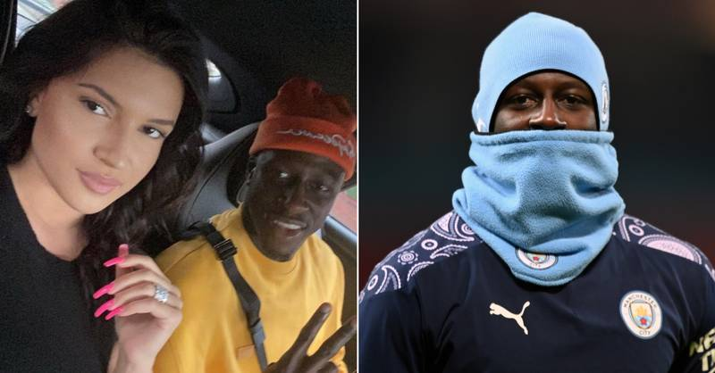 Benjamin Mendy Broke Covid Rules For Second Time By Flying Girl In From Greece