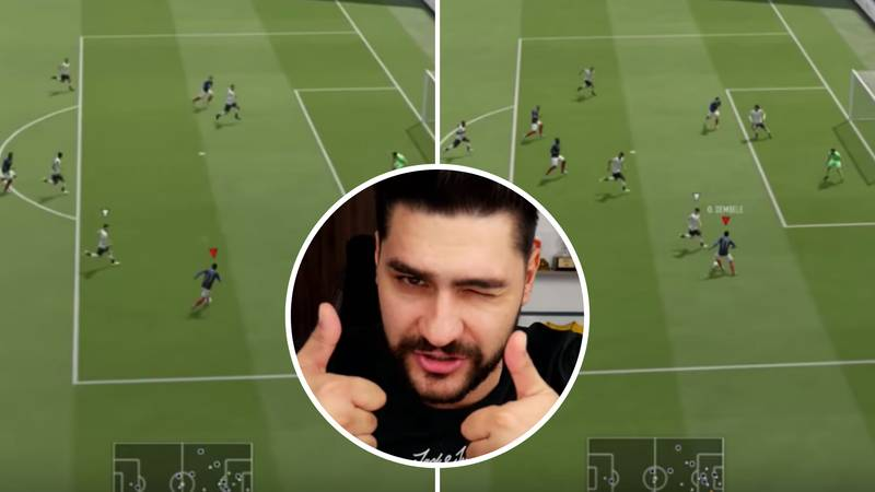 FIFA 20 YouTuber Shows Off 'New Unstoppable Move' To Score Easy Goals From Open Play