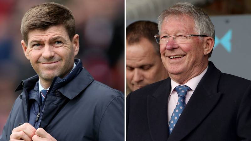Liverpool Legend Steven Gerrard's Response To Sir Alex Ferguson Claiming He Wasn't 'A Top, Top Player'