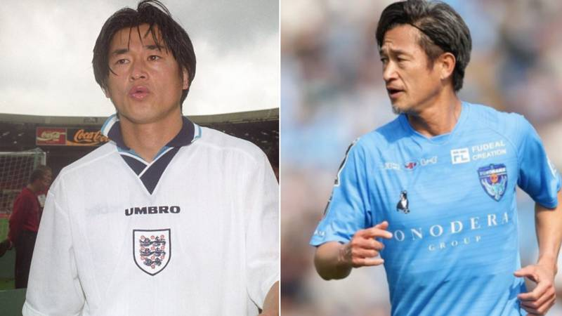 53-Year-Old Kazuyoshi Miura Has Now Played In Five Different Decades