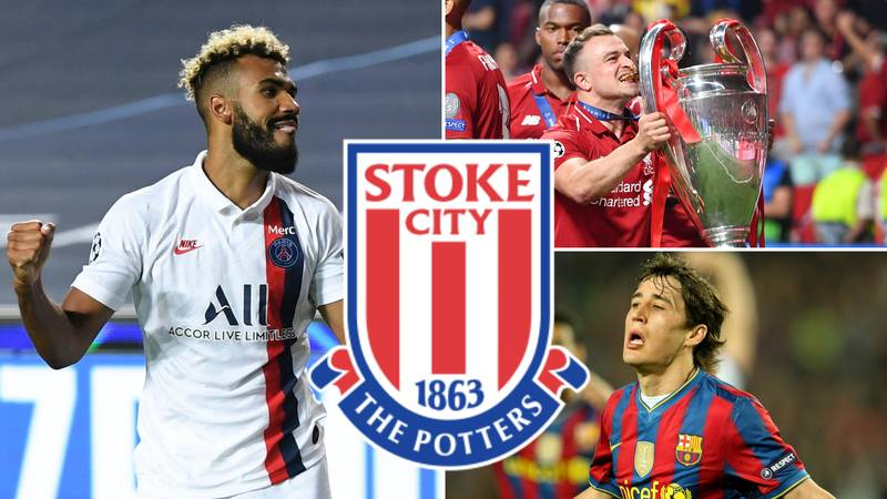 Eric Maxim Choupo-Moting Is Yet Another Relegated Stoke City Player To Make The Champions League Semi-Finals