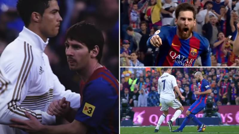 Incredible Lionel Messi & Cristiano Ronaldo Video Titled 'The Greatest Era of Football' Has Gone Viral