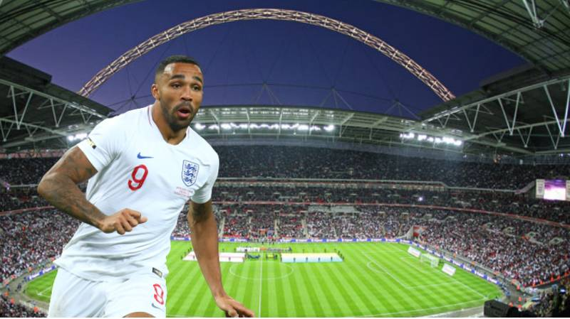 Callum Wilson Went From Playing Wembley Singles To Scoring At Wembley Stadium