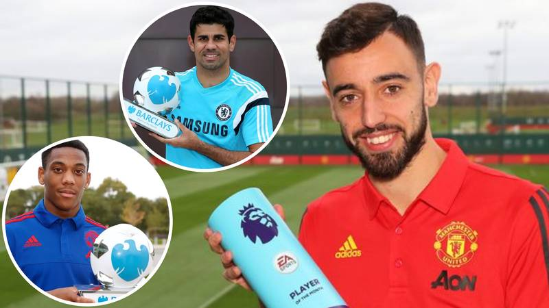 The 12 Premier League Stars To Win Player Of The Month In Their First Month