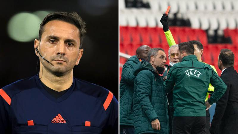Fourth Official Involved In Alleged Racist Incident During PSG Vs Istanbul Basaksehir Breaks His Silence