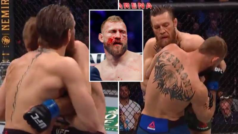 New Slow-Motion Footage Of Conor McGregor's Dismantling Of Donald Cerrone Inside 40 Seconds