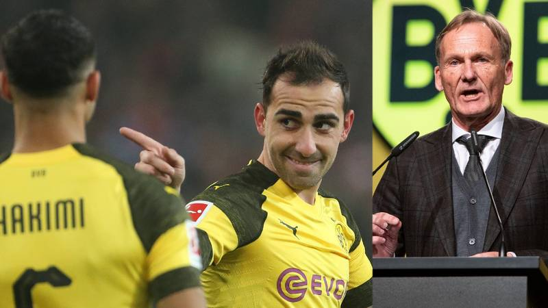 Dortmund Boss Welcomes Alcacer As He Hopes To Land Another Signing