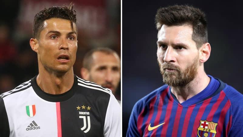 Lionel Messi Is More 'Selfish' Compared To Cristiano Ronaldo, Says Valencia Legend