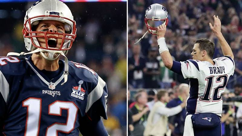 Tom Brady Becomes The First Player To Win Six Super Bowl Rings