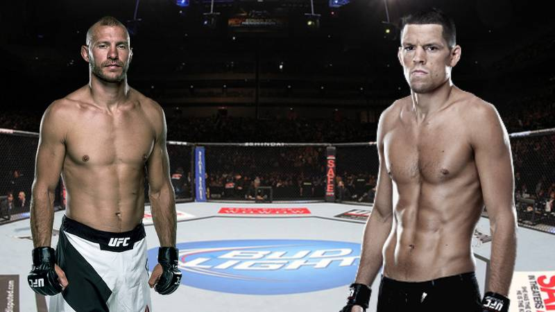 Nate Diaz Verbally Agrees To Fight Donald Cerrone At Middleweight