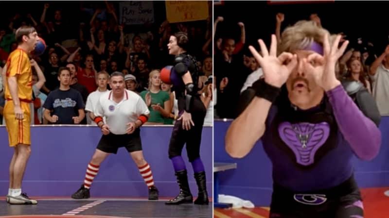 16 Years Ago, Average Joe's Gym Defeated The Globo Gym Purple Cobras In Las Vegas