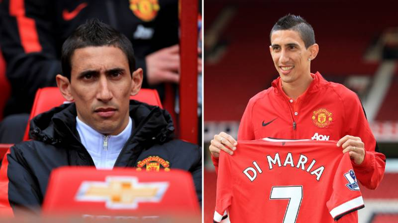 Angel Di Maria Finally Reveals Why It Went Wrong At Manchester United