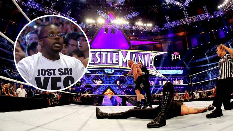 Five Years Ago Today, Brock Lesnar Ended The Undertaker's Legendary WrestleMania Streak
