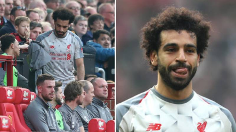 Mohamed Salah's Record Against The 'Big Clubs' This Season Isn't Great