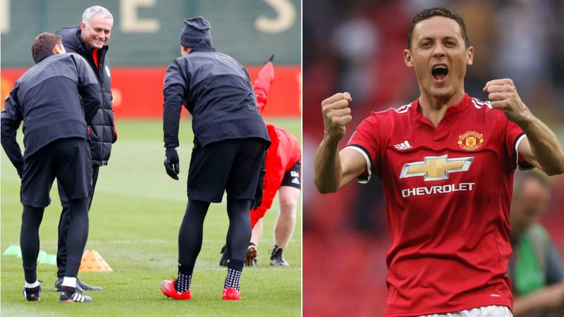Nemanja Matic Set To Given New Position Against Spurs