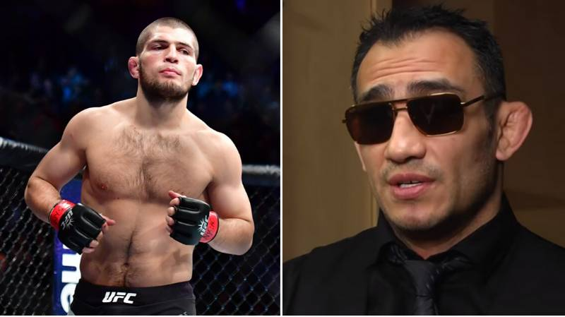 Tony Ferguson Fires Warning To Khabib After He Finds Out UFC Champion Is Stuck In Russia