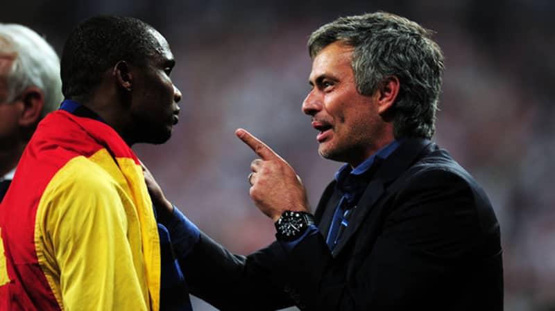 Samuel Eto'o Reveals Brilliant Story About The 2010 Champions League Final