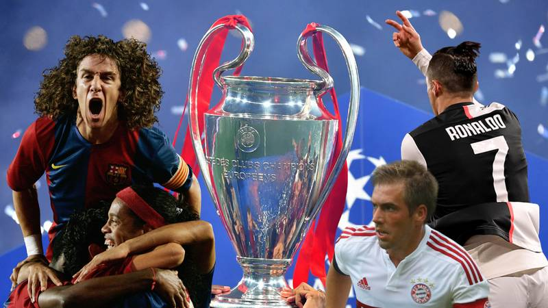 The Greatest XI In The History Of The Champions League, According To UEFA