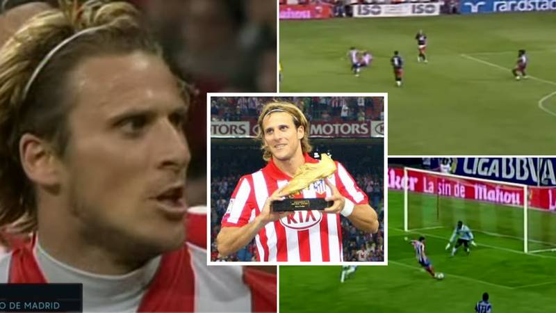 Diego Forlan's 08/09 Season Was Incredibly Underrated, He Became The World's Greatest Striker
