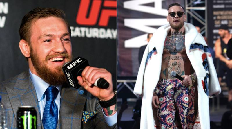 Conor McGregor Claims He's Responsible For UFC's BMF Belt
