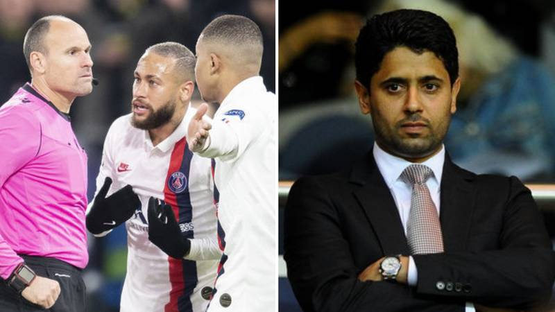 PSG President Makes Shock Admission About Club's Season After Ligue 1 Was Cancelled