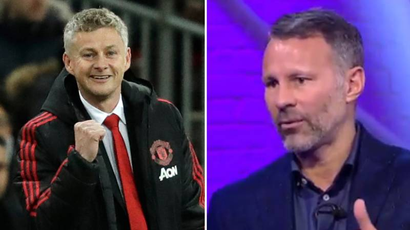 Ryan Giggs Explains How Ole Gunnar Solskjaer Turned Things Around After Watching Juventus Game