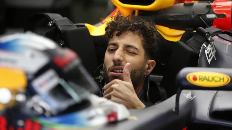 Daniel Ricciardo Says Red Bull's Season Doesn't Hang On Barcelona Update