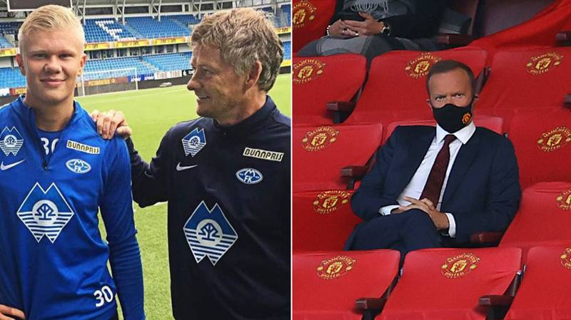Ed Woodward's Erling Haaland Refusal Is Just Typical Of Him