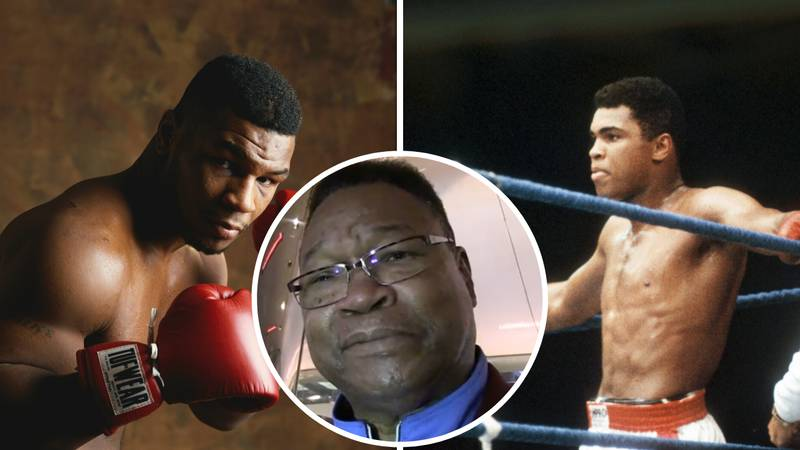 Mike Tyson 'Would Have Been Knocked Out' By Muhammad Ali Claims Larry Holmes