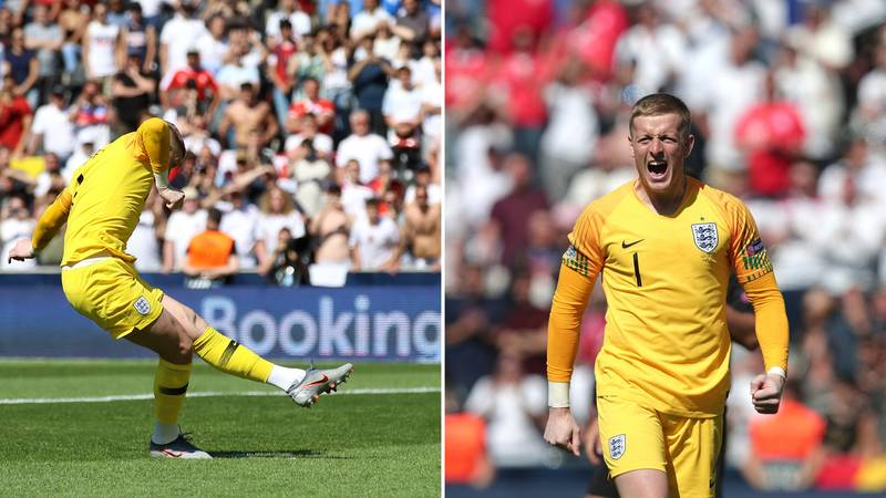 Jordan Pickford Jokes About Penalty Shootout Heroics In England Vs Switzerland