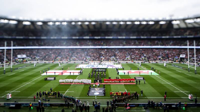 RFU Conducting Review Of England Fans Singing Swing Low, Sweet Chariot At Rugby Matches