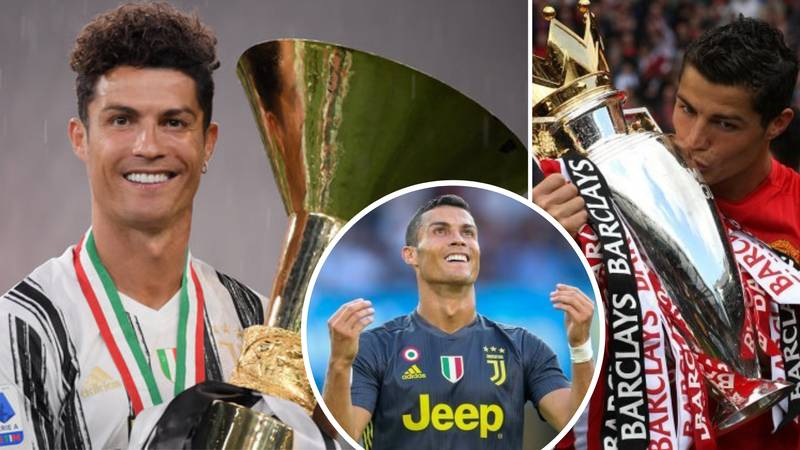 Cristiano Ronaldo Is Not The Only Player To Have Won Serie A, La Liga And Premier League