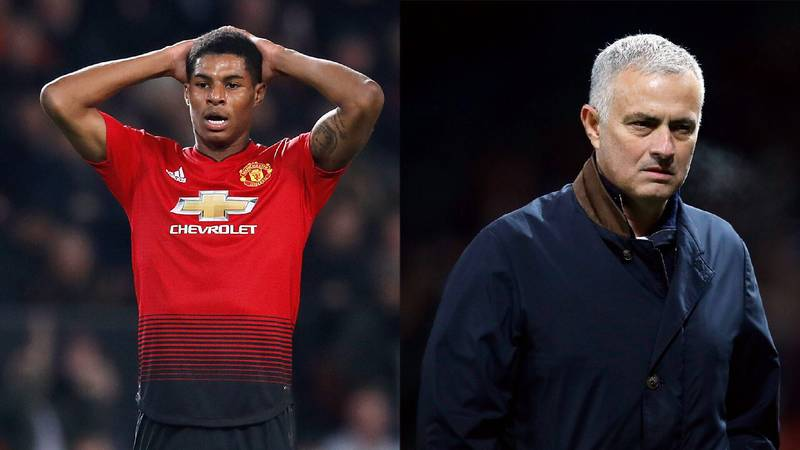 Rashford's Time At Man United Could Be Coming To An End
