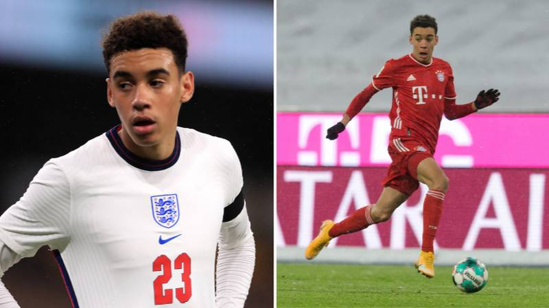 Bayern Munich Youngster Jamal Musiala Has Chosen To Represent Germany Ahead Of England