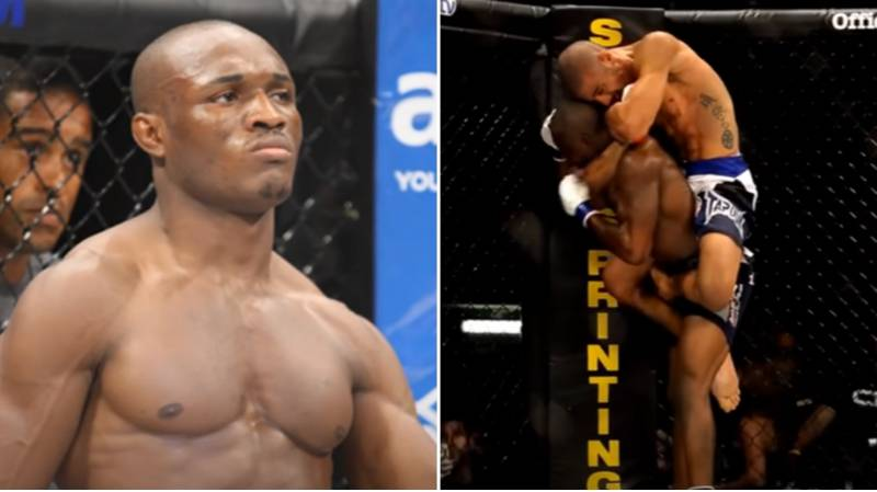 UFC Welterweight Champion Kamaru Usman's One And Only Defeat In MMA