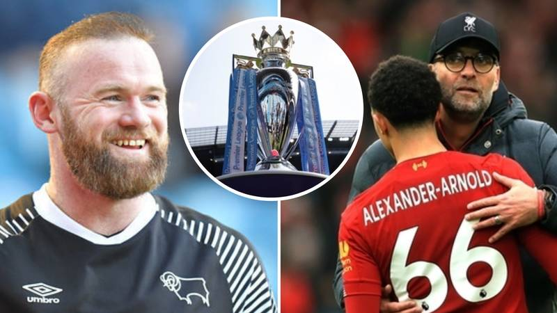 Wayne Rooney Drops Hilarious Admission Over Liverpool's Premier League Title Challenge