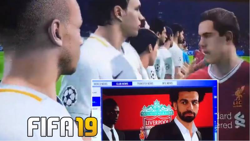 FIFA 19 Beta Footage Confirms New Commentators And They Sound Amazing