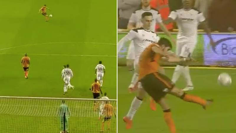 While You Were Watching The Champions League, Ruben Neves Did The Unthinkable