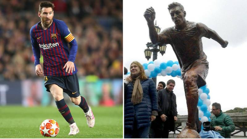 Barcelona President: Lionel Messi Will Get 10 Statues At Renovated Nou Camp