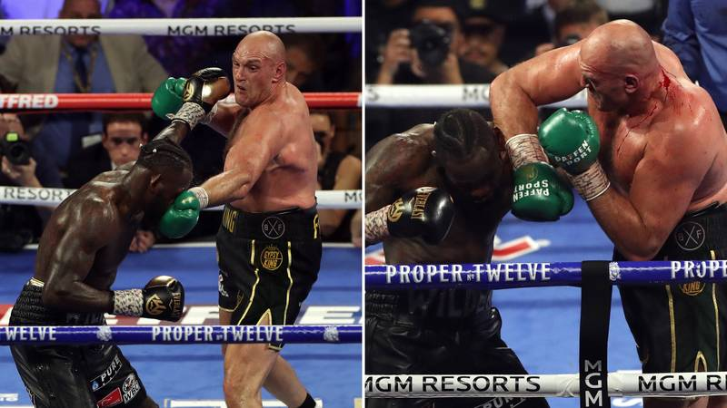 Tyson Fury And Deontay Wilder's Final Drug Test Results Following Fight Confirmed