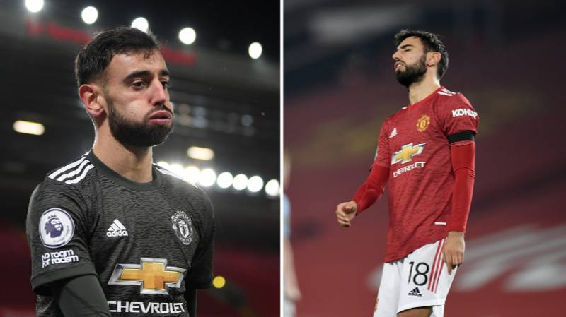Bruno Fernandes Is Getting 'More And More Frustrated' With Manchester United Teammates