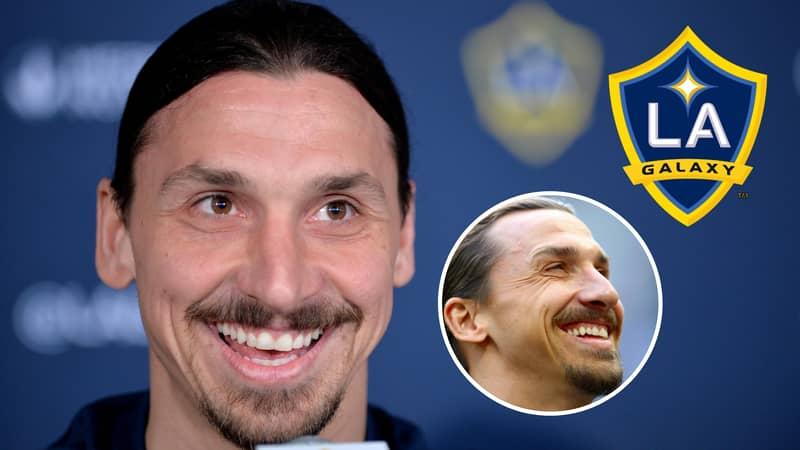Zlatan Ibrahimović's Hilarious Response After Complaining About VAR Decision In LA Galaxy Match