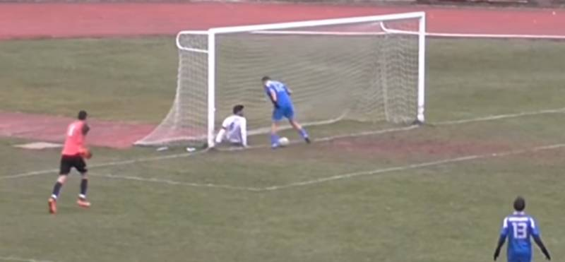 WATCH: Is This The Worst Miss In Football History?