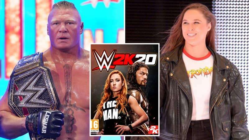 WWE 2K20's Seven Highest-Rated Superstars Have Been Revealed