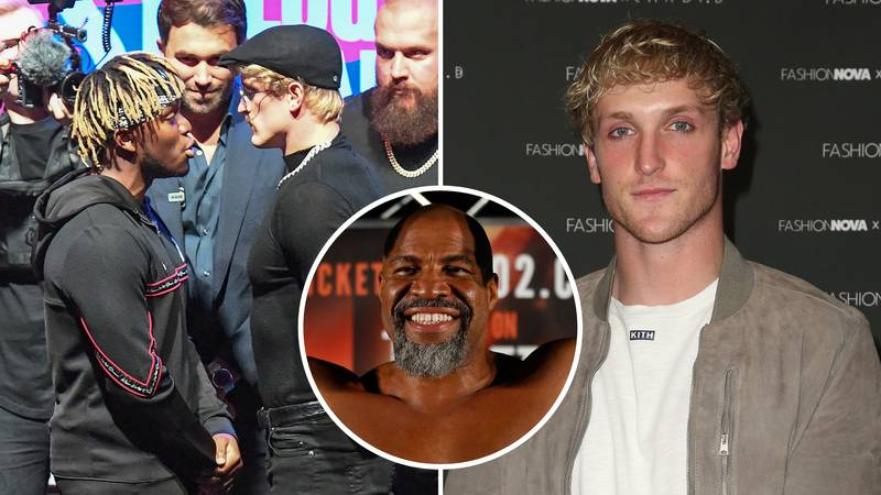 Logan Paul's Trainer Says The YouTuber Could Become 'Heavyweight Champion In Four Or Five Years'